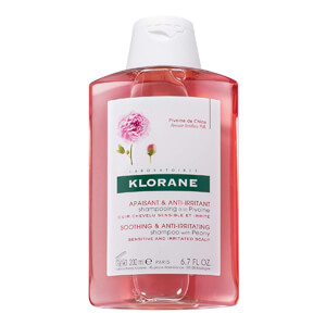Klorane Shampoo with Peony review