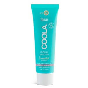 COOLA Face Mineral Sunscreen review