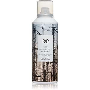 R+Co Grid Structural Hold Setting Spray review
