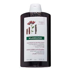 Klorane Shampoo with Quinine and B Vitamins review